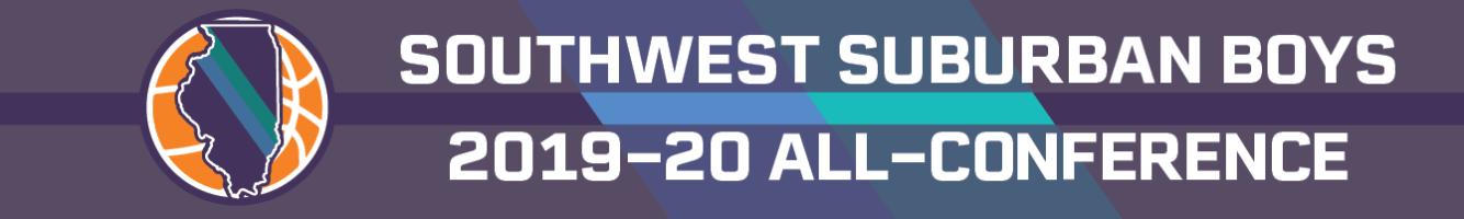 2019 Southwest Suburban League boys basketball all-conference teams