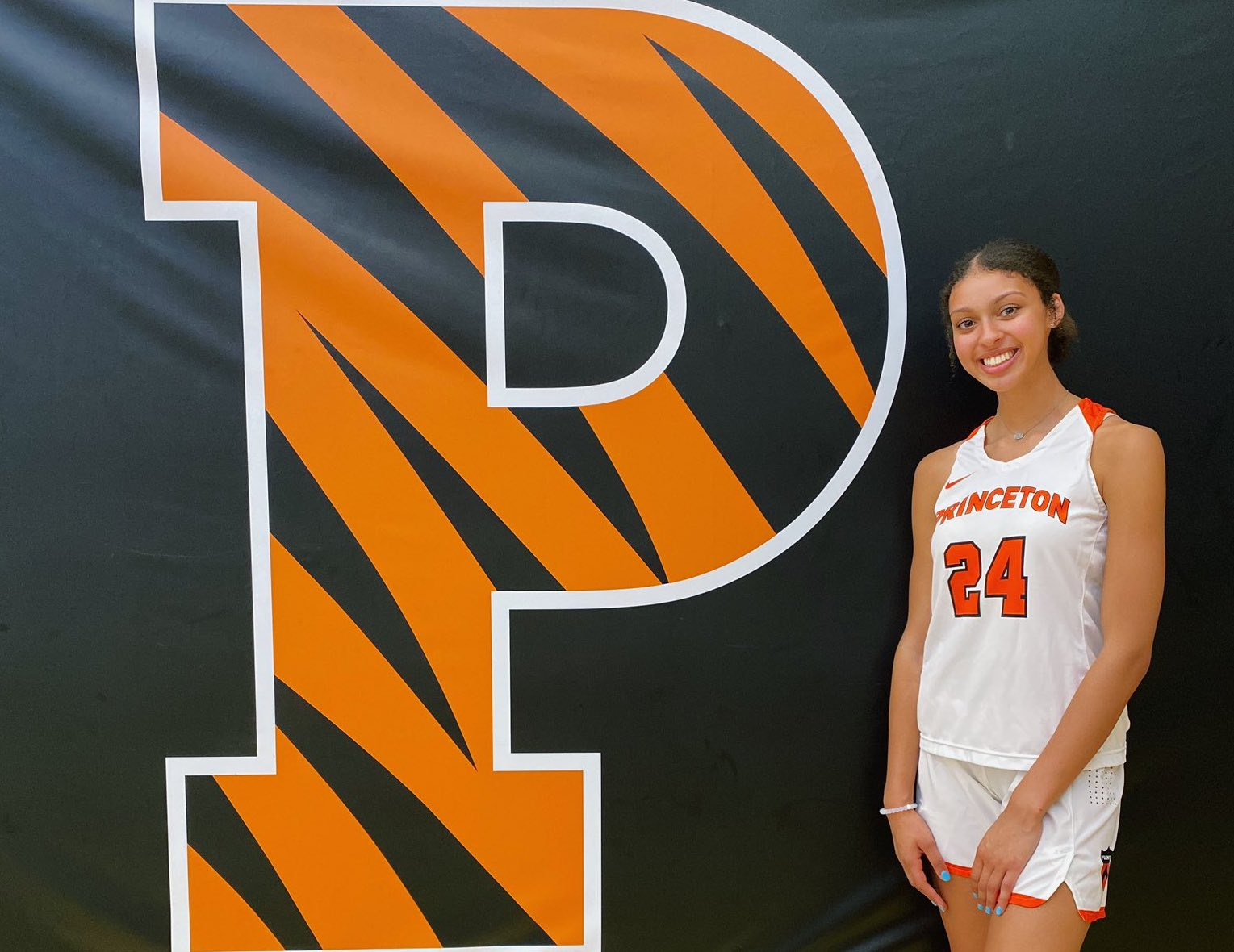 Princeton Commit Taylor Charles Takes Leadership Role for Burlington Central