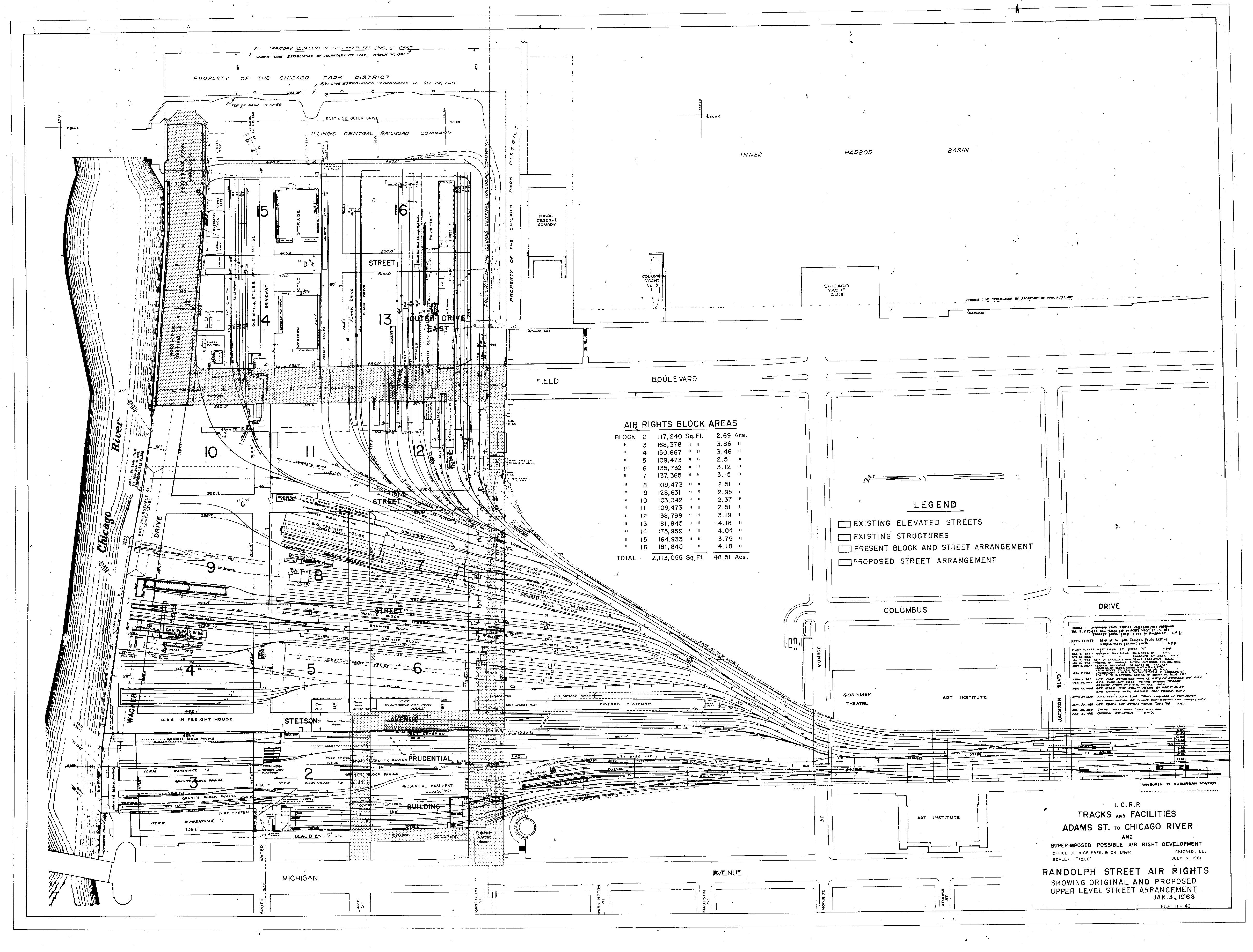 Track Diagrams