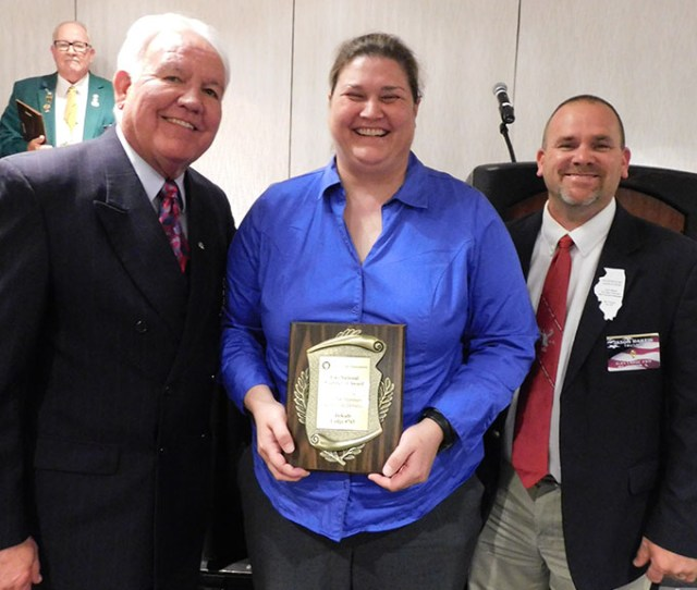Des Plaines Lodge Also Was Recognized Or Leading The Iea In Total Enf Contributions In