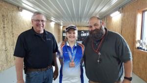 Dana Janiec Bronze Medal