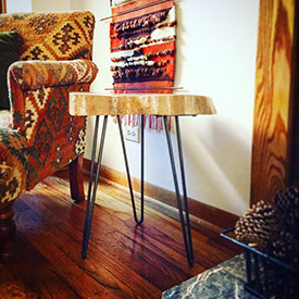 City-Forest-Products-Accent-Table