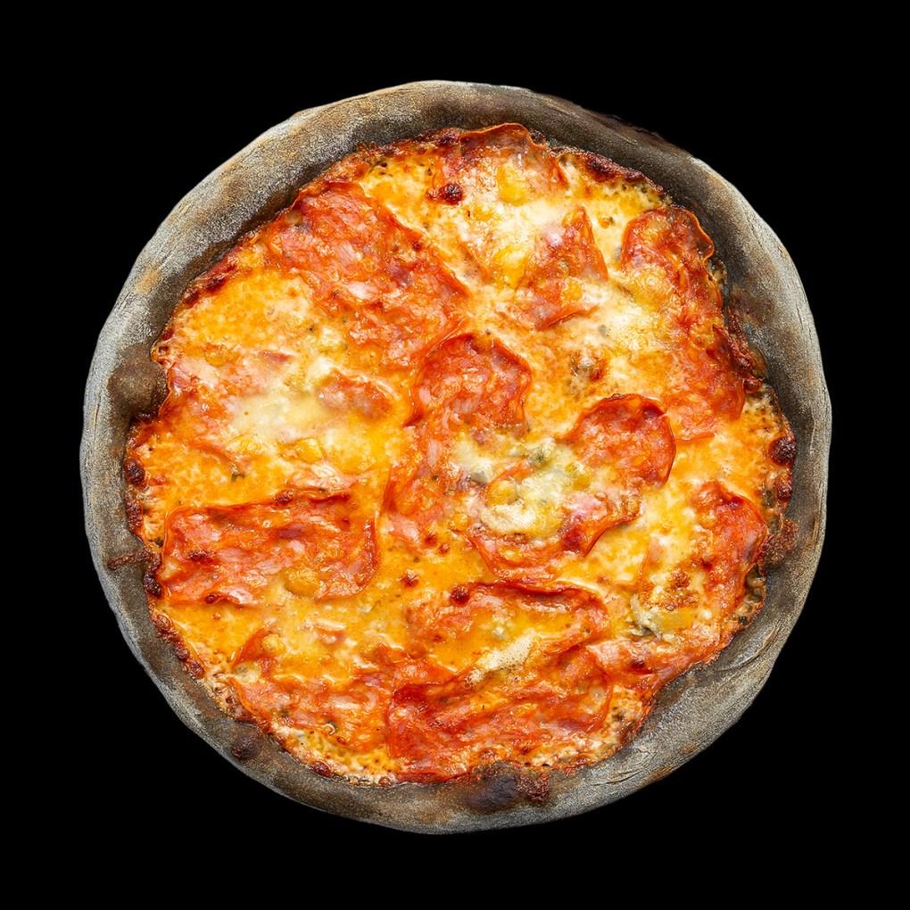 Pizza Locale 338 (aluat negru)