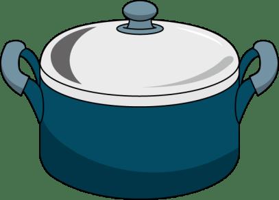 調理器具2-01-両手鍋 イラスト