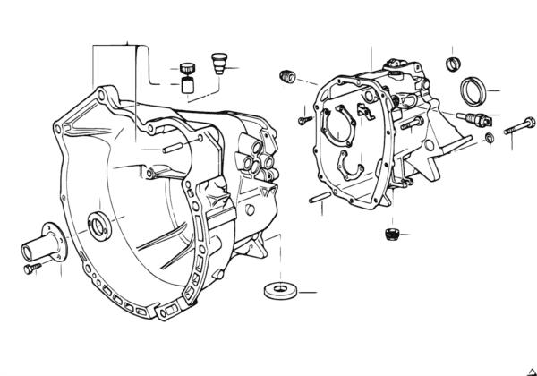 Bmw E36 Manual Transmission BMW E36 Engine Codes wiring