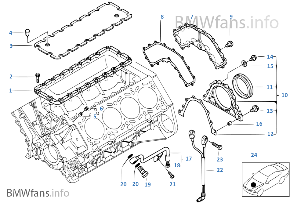 Wiring Database 2020: 28 Bmw X5 Engine Diagram