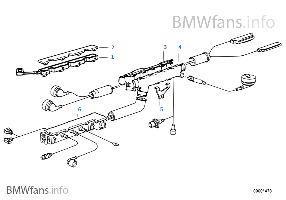 Bmw Engine Wiring Harness : 25 Wiring Diagram Images