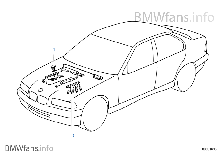 E36 Transmission Wiring Harness : 31 Wiring Diagram Images