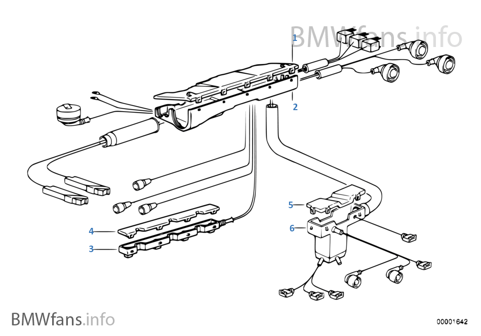 Bmw 318i Engine Wiring Harness. Bmw. Auto Wiring Diagram