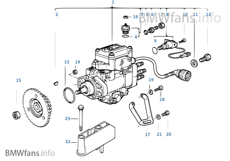 Wiring Diagrams E39 Bmw 525 Tds Bmw Transmission Control