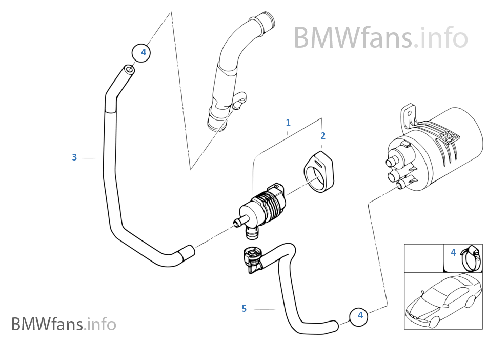 E36 S54 Wiring Harness