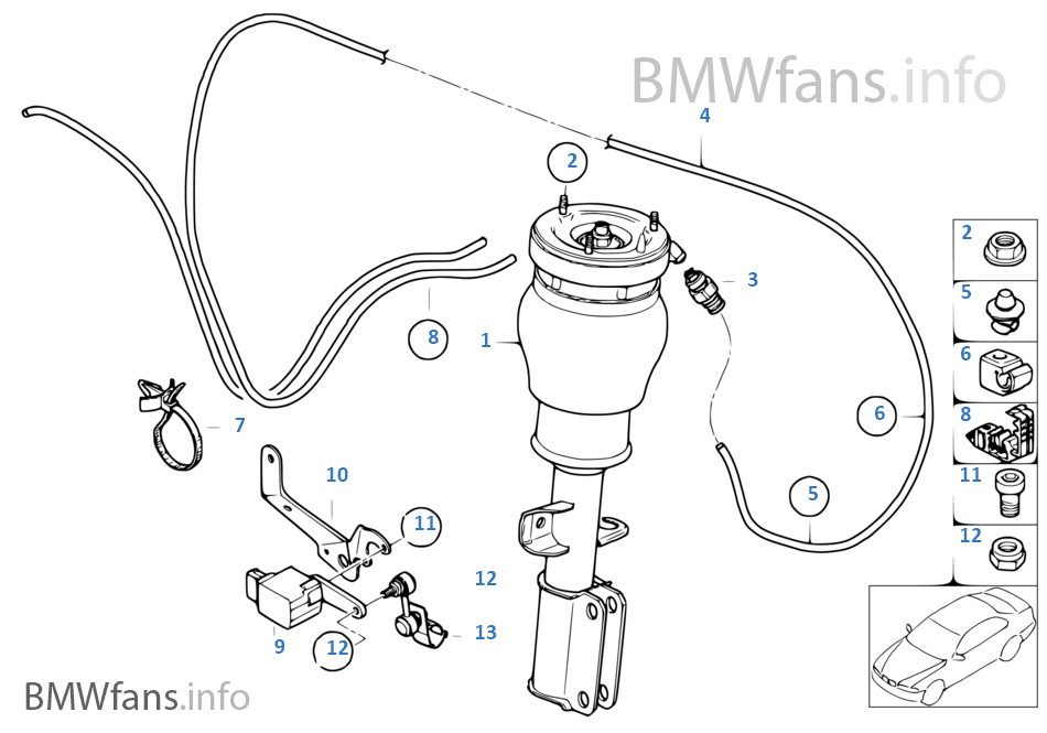 Bmw E61 Tailgate Wiring Diagram