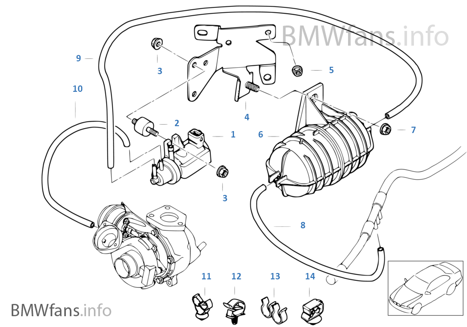 2002 Bmw 330i Vacuum Diagram. Bmw. Wiring Diagram Images