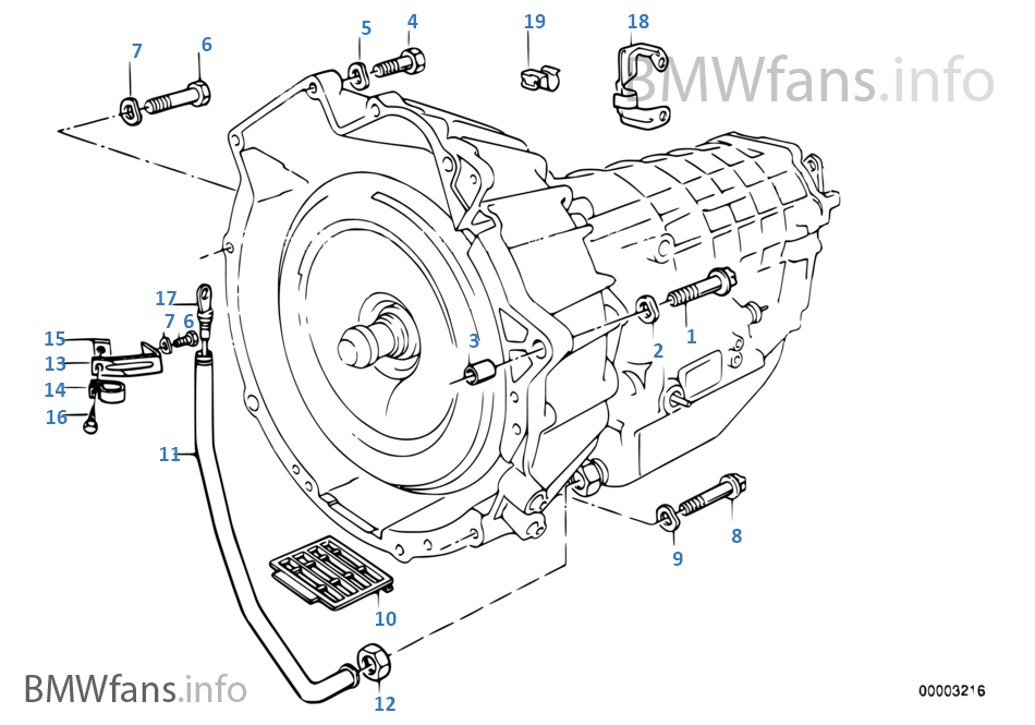 Bmw M40 Transmission