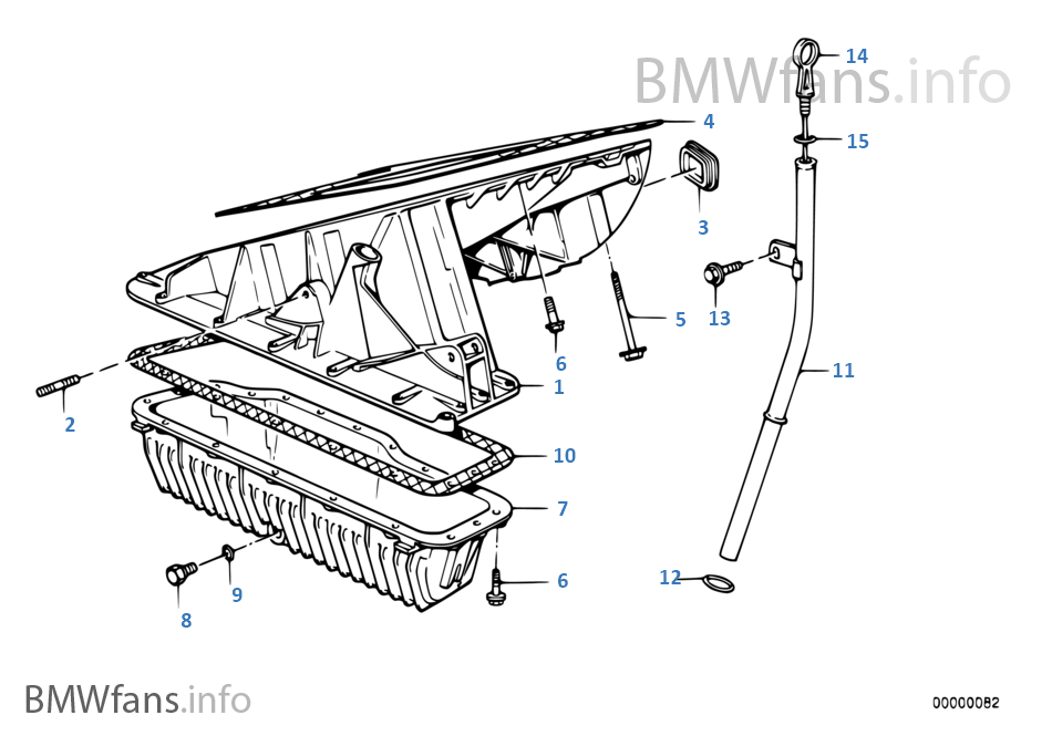 Bmw E30 M40 Oil Capacity