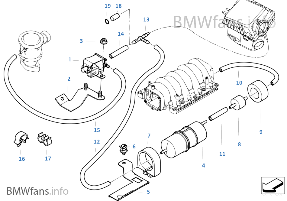 Bmw Z4 Parts Diagrams.Parts Com Genuine Factory OEM 2007