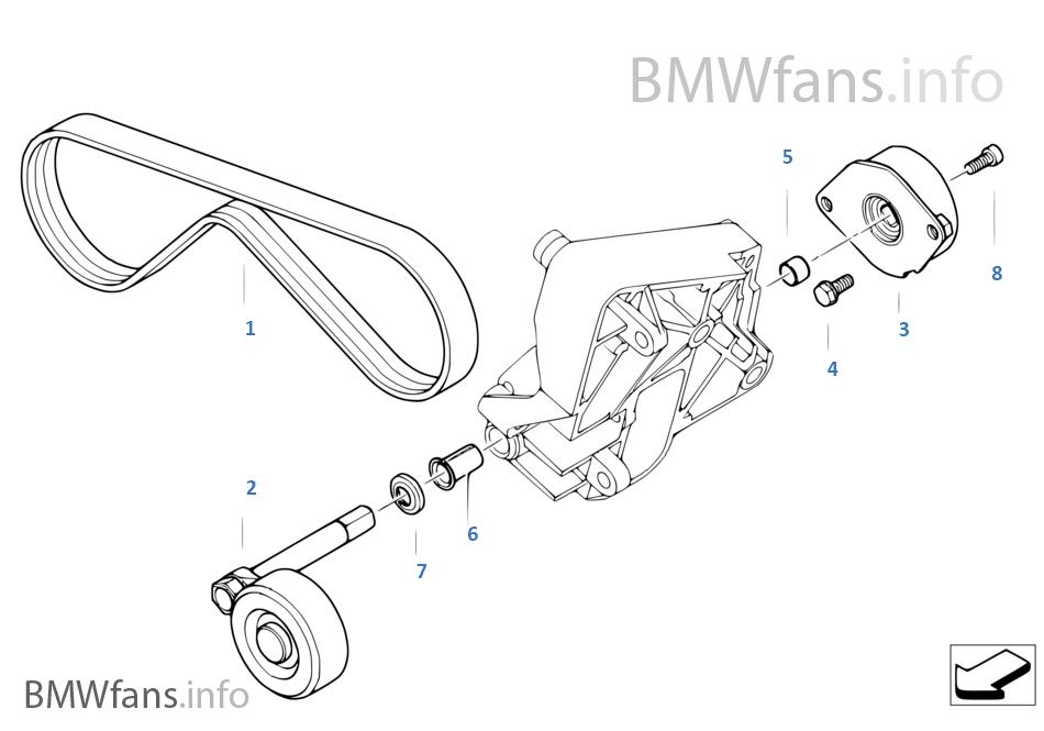 Bmw M47 Belt Diagram