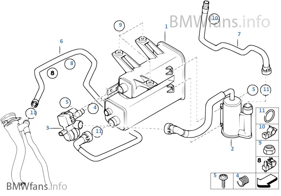 99 Bmw 323i Fuse Box Location