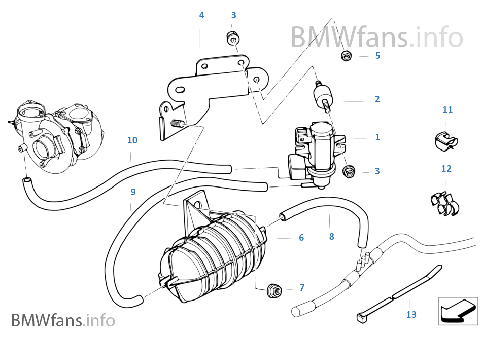 Bmw X3 Vacuum Diagram • Wiring Diagram For Free