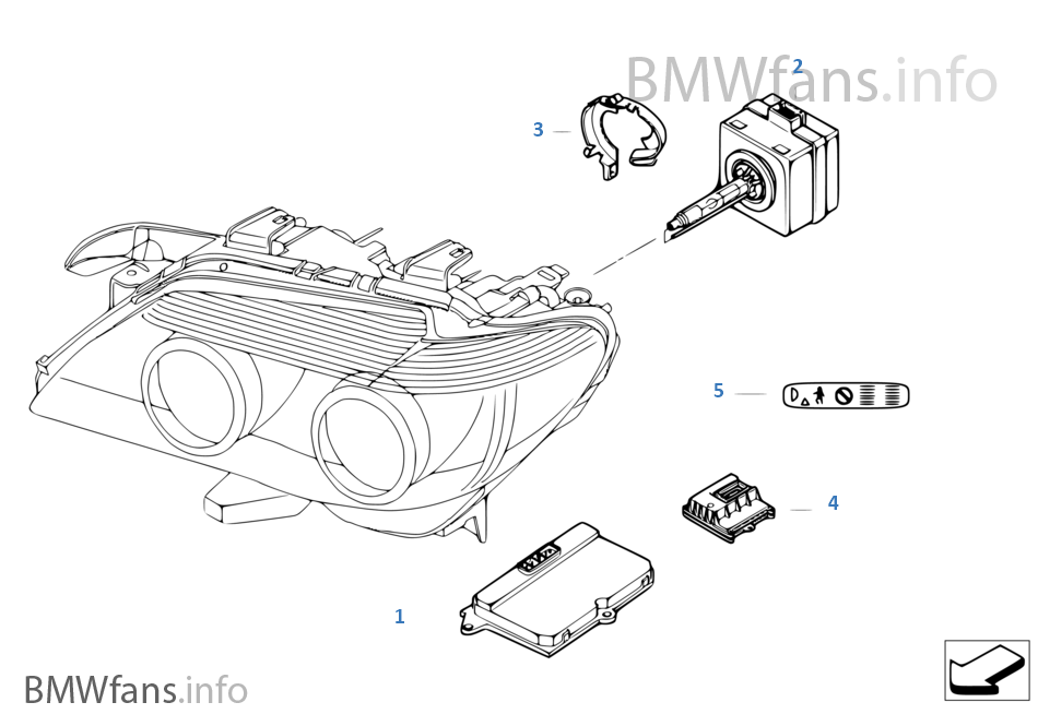 Bmw E66 Headlight Wiring Diagram. Bmw. Auto Wiring Diagram