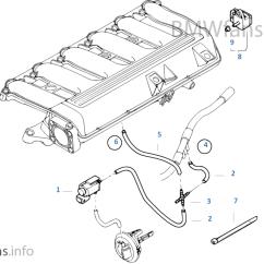 Mazda B2200 Carburetor Diagram 2008 Nissan Sentra Engine Manifold Vacuum Wiring Database Intake Control Bmw 5 E60 535d M57n Europe B18b1