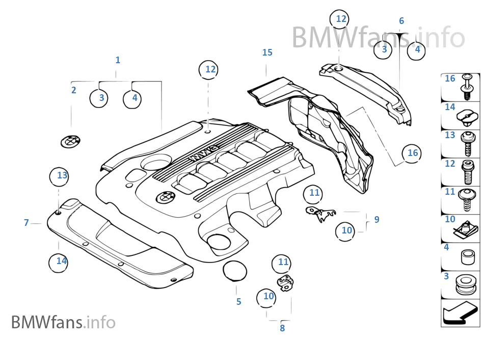 Bmw E66 Headlight Wiring Diagram