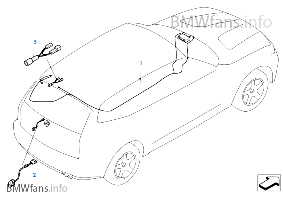 Bmw X3 Stereo Wiring Harness : 28 Wiring Diagram Images