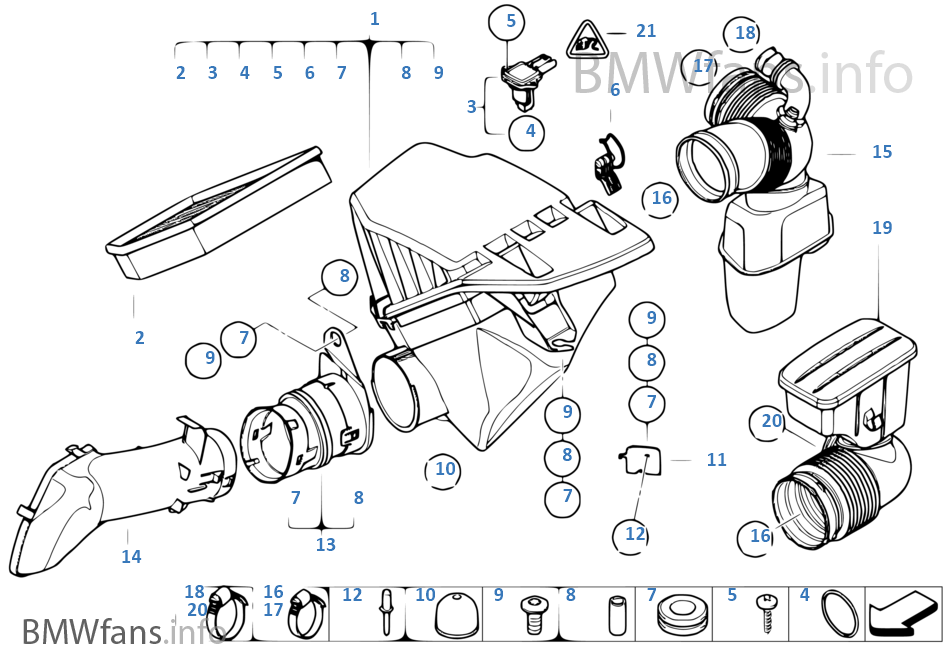 2000 bmw 323i engine diagram