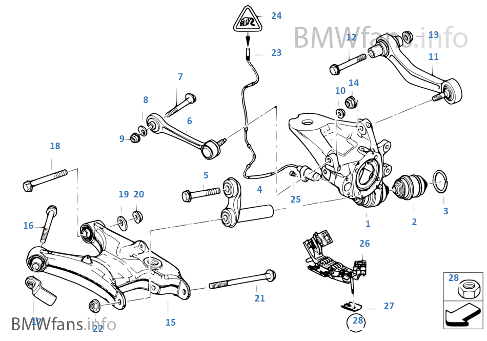 Bmw X5 Suspension Diagram Within Bmw Wiring And Engine