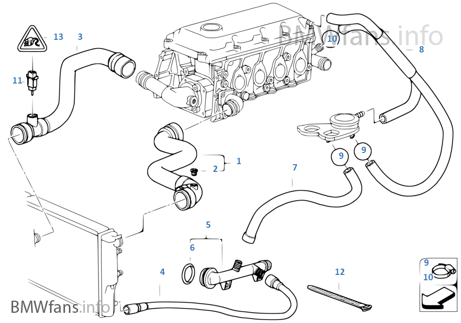Bmw e46 m43 wiring diagram