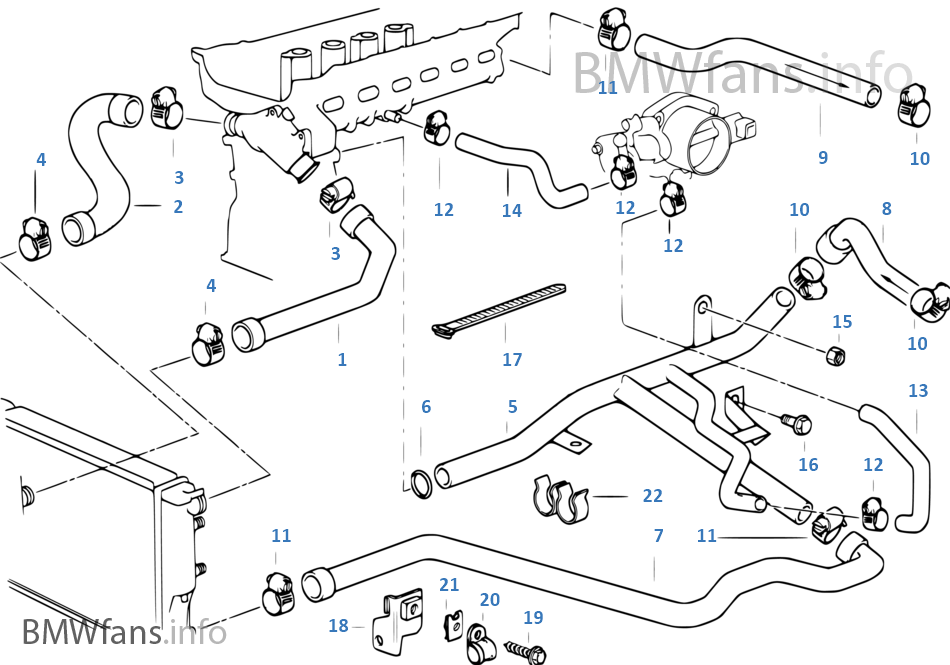 bmw m52 engine wiring diagram