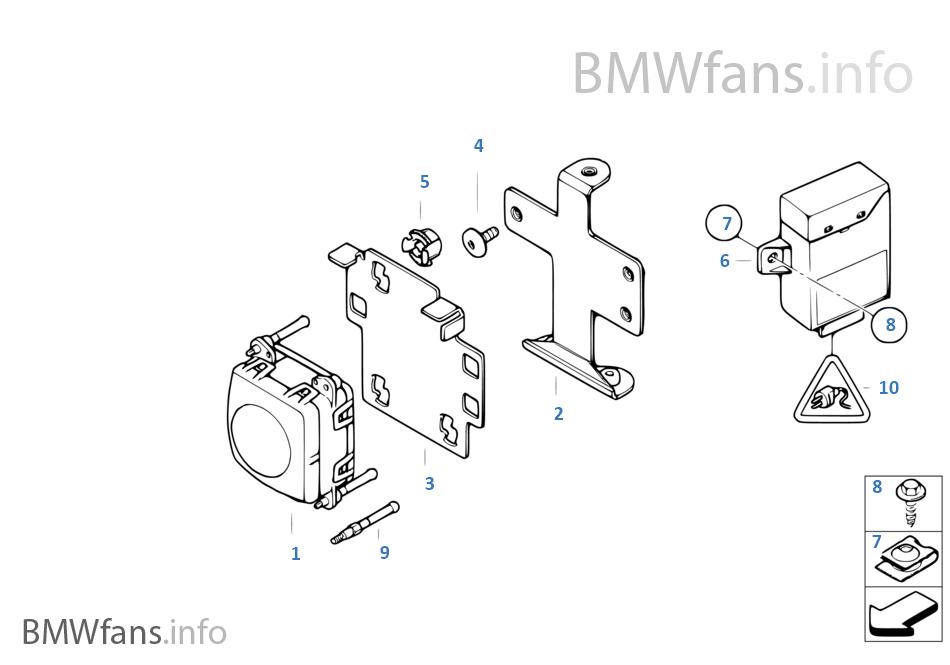 Bmw e90 dynamic cruise control