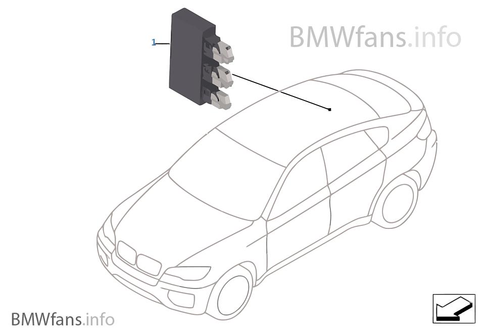 【トップレート】 Bmw X5 E70 Pdc Module Location
