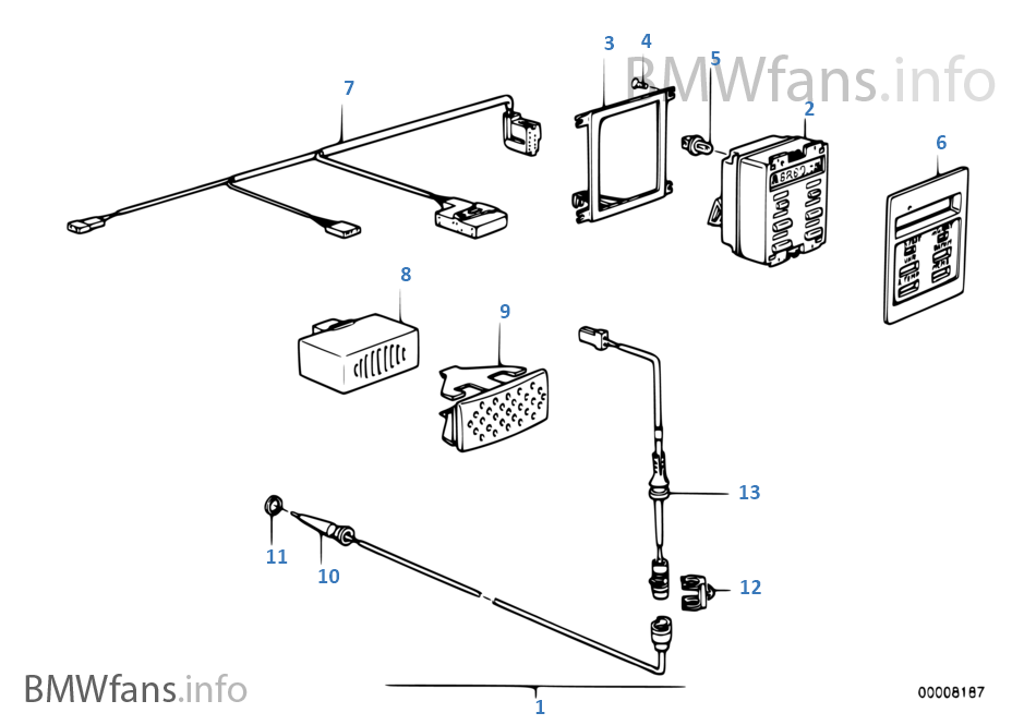 BMW E30 M3 Wiring Diagrams. BMW. Vehicle Wiring Diagrams