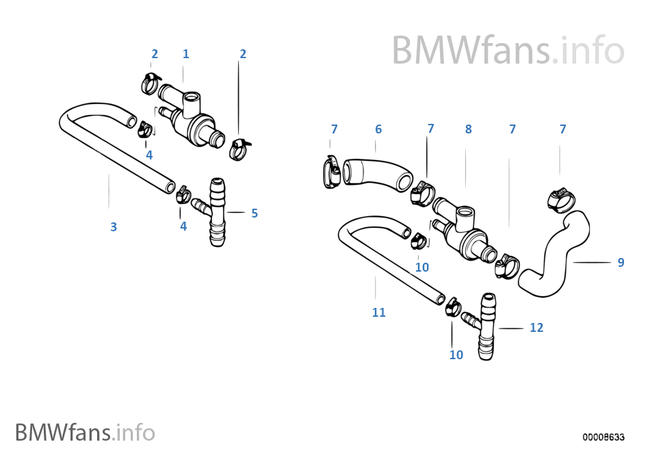 1991 Bmw 318i Vacuum Diagram • Wiring Diagram For Free