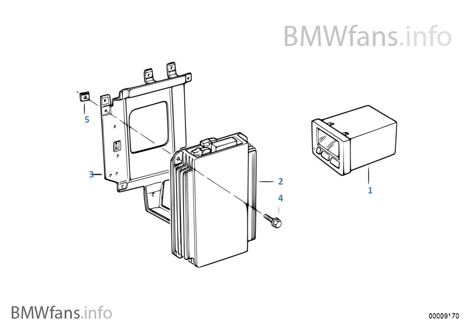 BMW E38 728i Sport NO AMPLIFIER