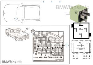 2008 Bmw 535i Fuse Box Bmw Auto Fuse Box Diagram