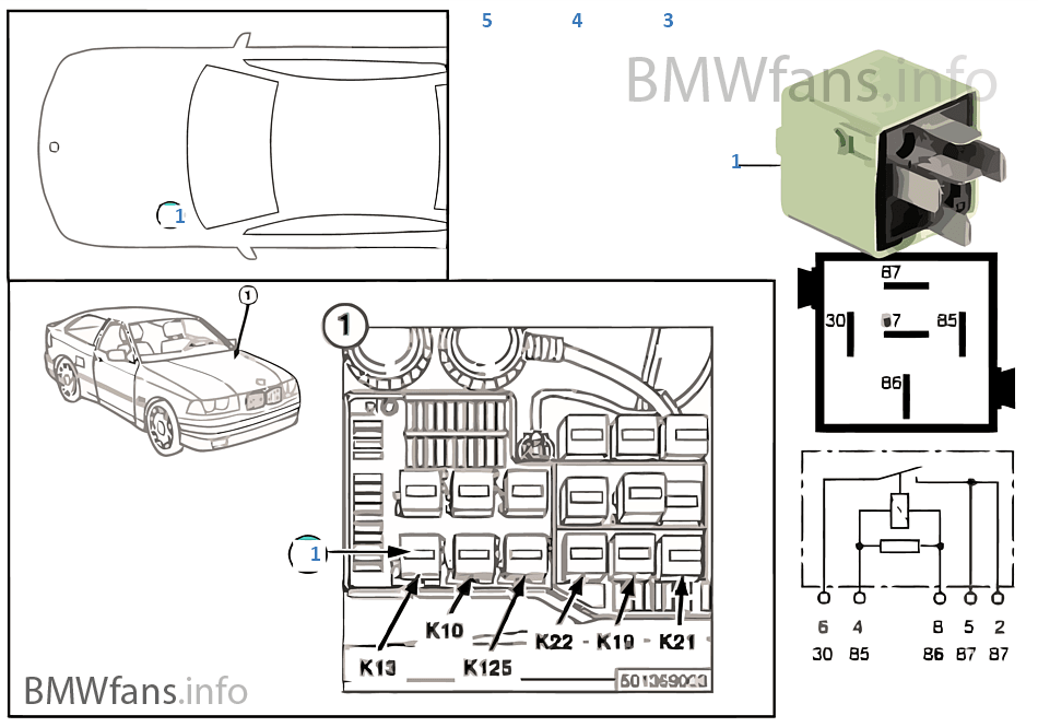 1998 Bmw 740i Fuse Box Location. Bmw. Auto Fuse Box Diagram