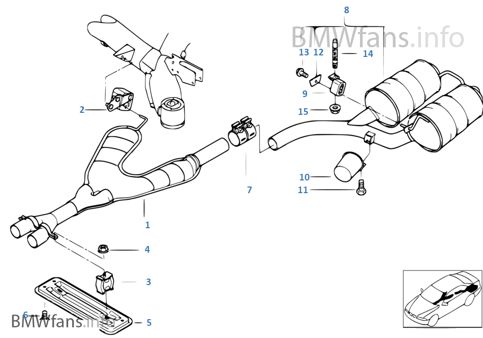 2003 Bmw 530i Parts Diagram • Wiring Diagram For Free