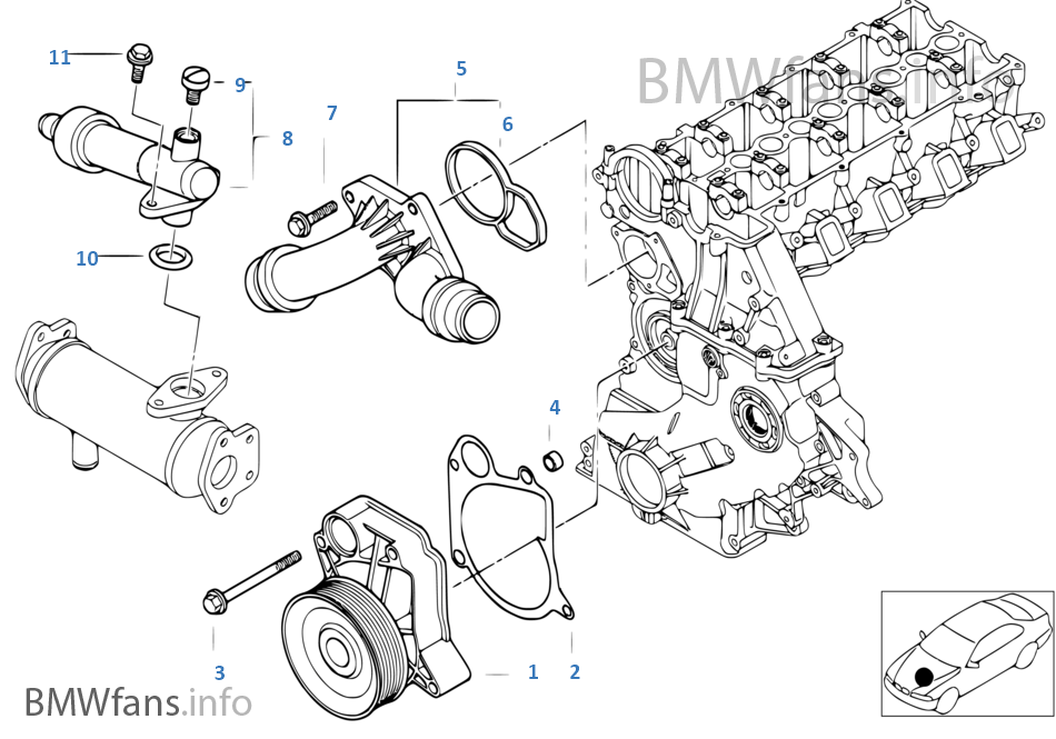 2000 Bmw E46 Turbo Engine Diagram. Bmw. Auto Wiring Diagram