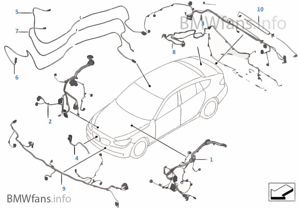 Bmw F10 Wiring Diagram BMW E36 Wiring Harness Diagram