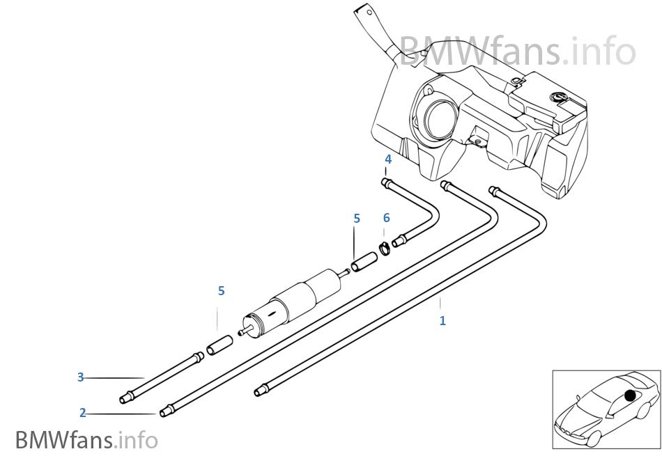 Bmw E36 Kraftstoffpumpe Schaltplan