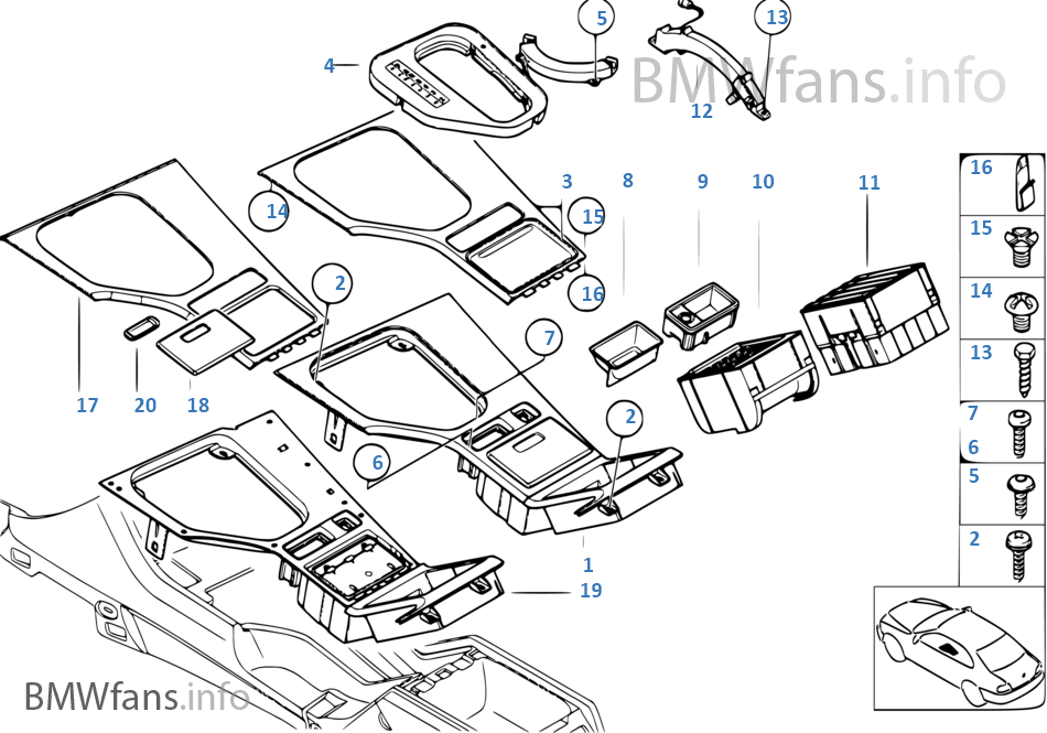 Stratos Center Console Wiring Diagram