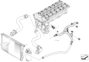 E60 Cooling System Diagram Valve Train Diagram Wiring