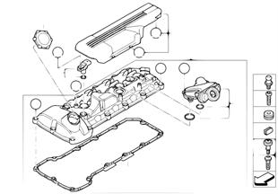 Bmw S65 Engine BMW M54 Wiring Diagram ~ Odicis