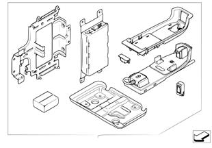 Search result: S640A Preparation f tel.installation universal