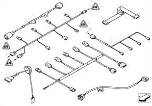 E65 Fuel Wiring Harness : 23 Wiring Diagram Images