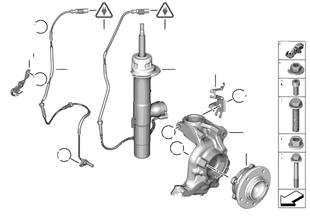 Search result: S2VFA Adaptive M suspension