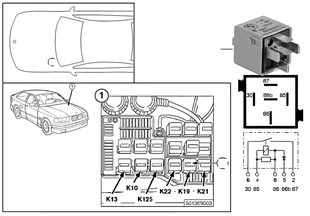 Impianto Elettrico Schema Bmw K100