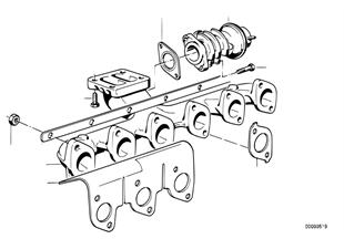 Bmw 524td Engine, Bmw, Free Engine Image For User Manual